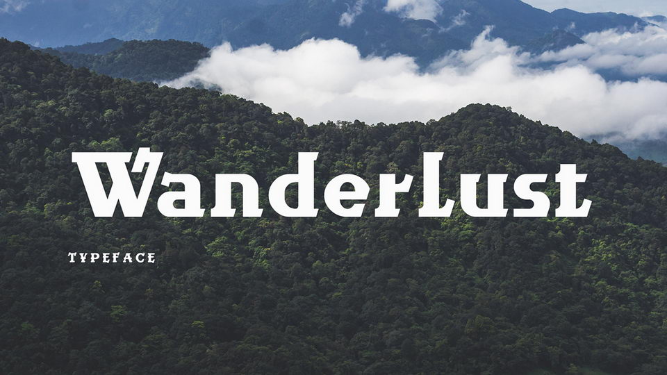 wanderlustfreefont