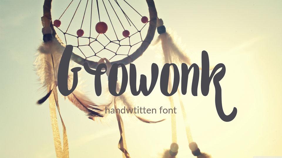 growonk