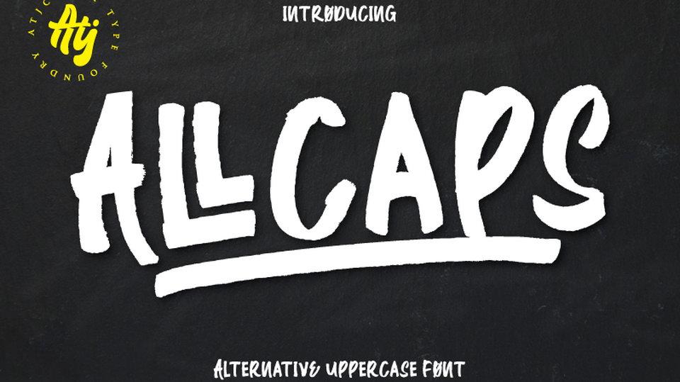 allcaps