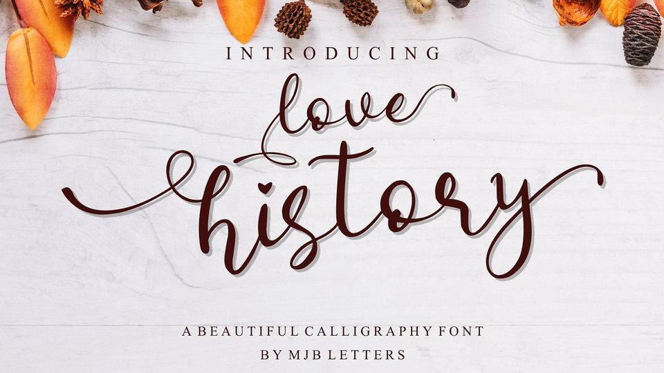 love_history