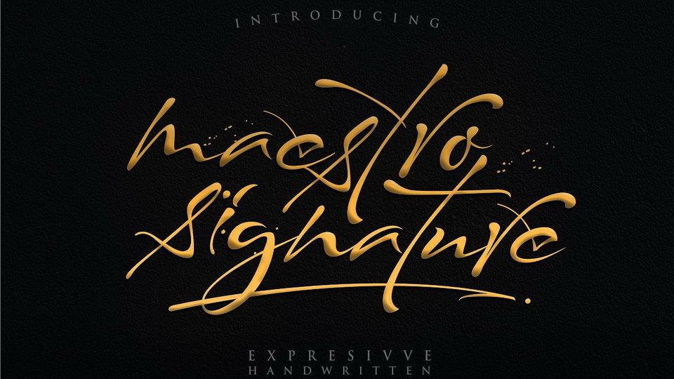 maestro_signature