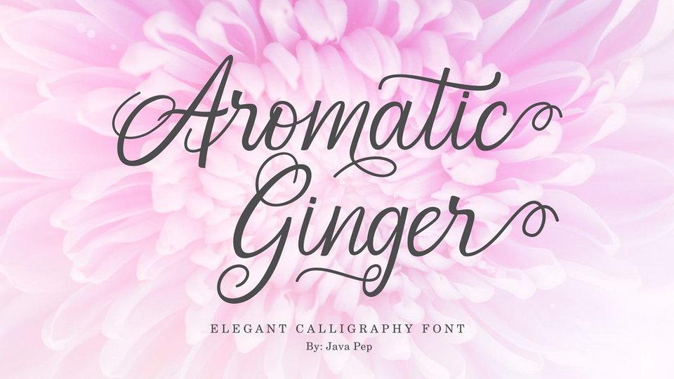 aromatic_ginger