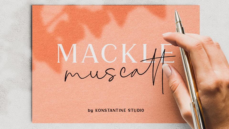 mackle_script