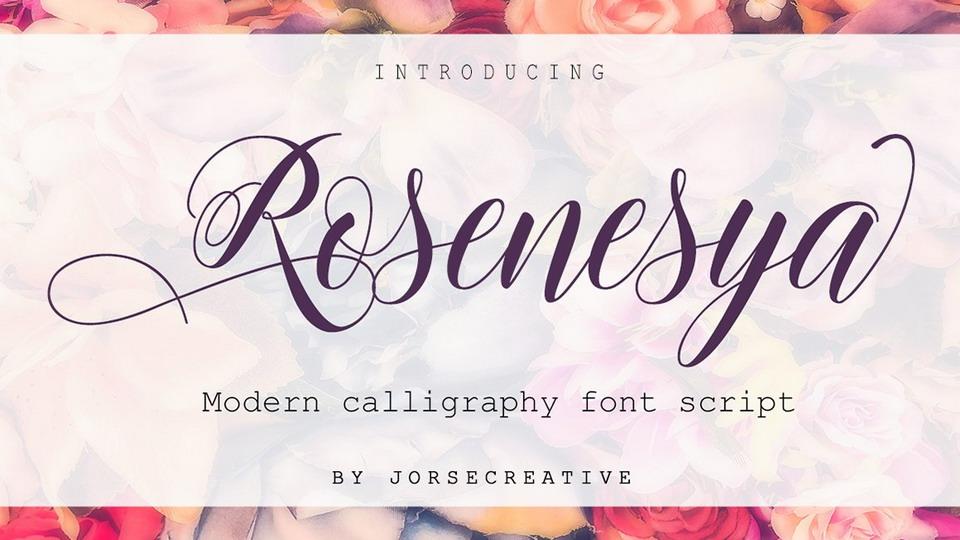 rosenesya