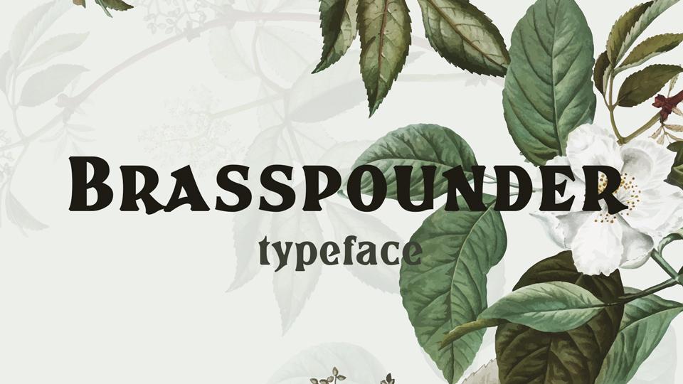 brasspounder