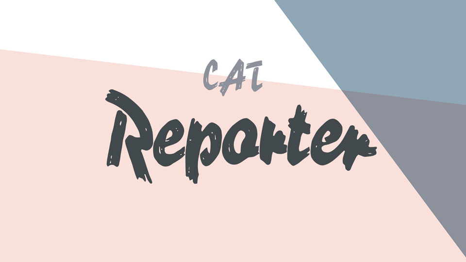 reporter font