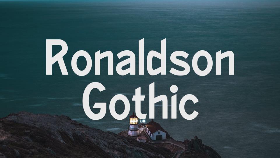 ronaldson_gothic