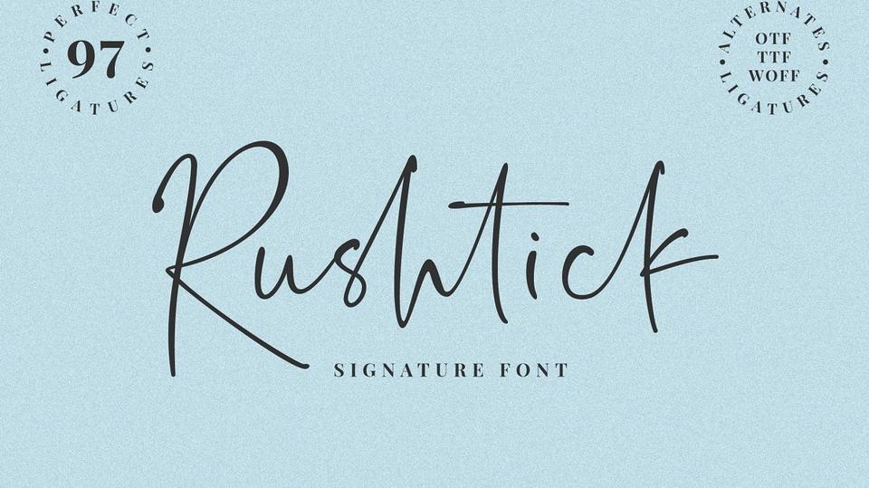 rushtick