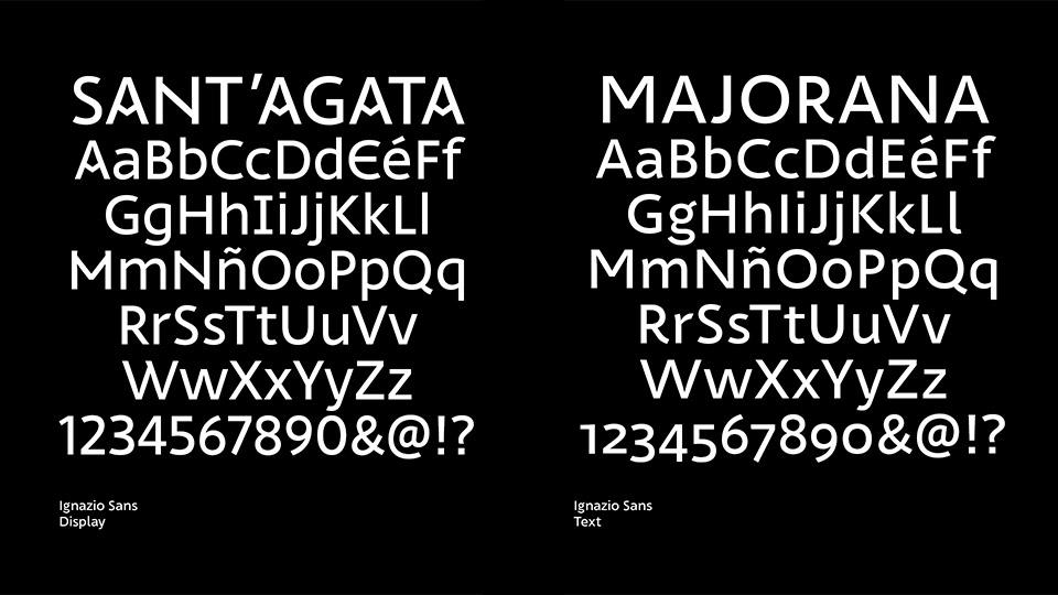 ignazio free font