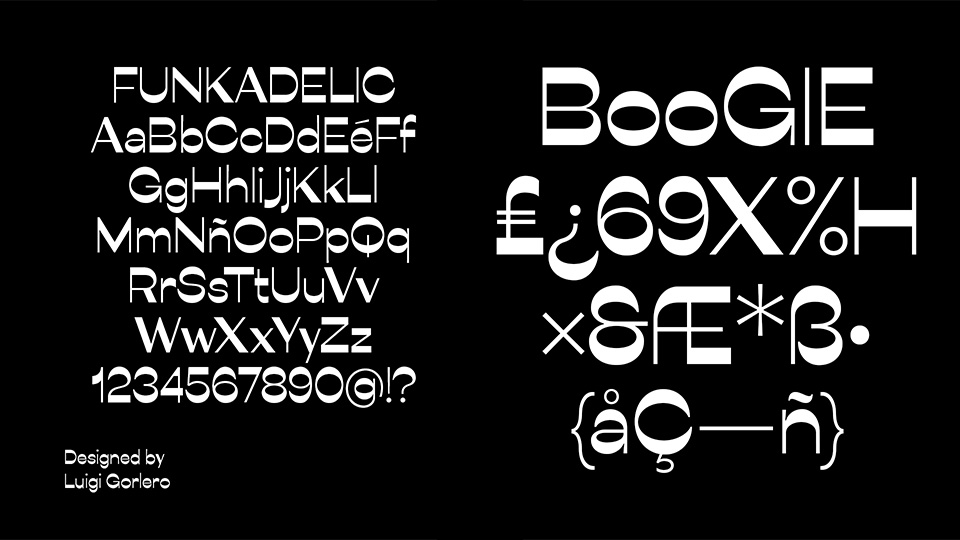 ribes free font