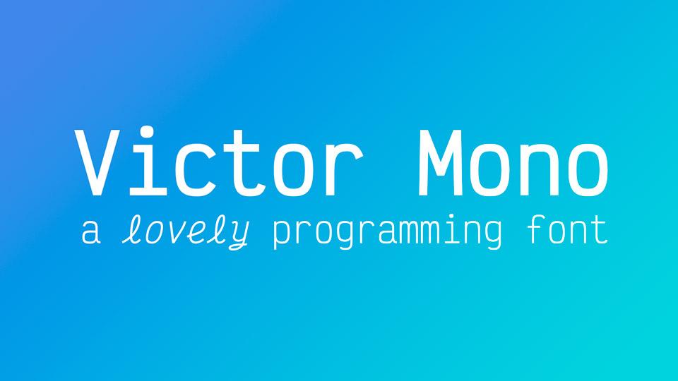victor_mono