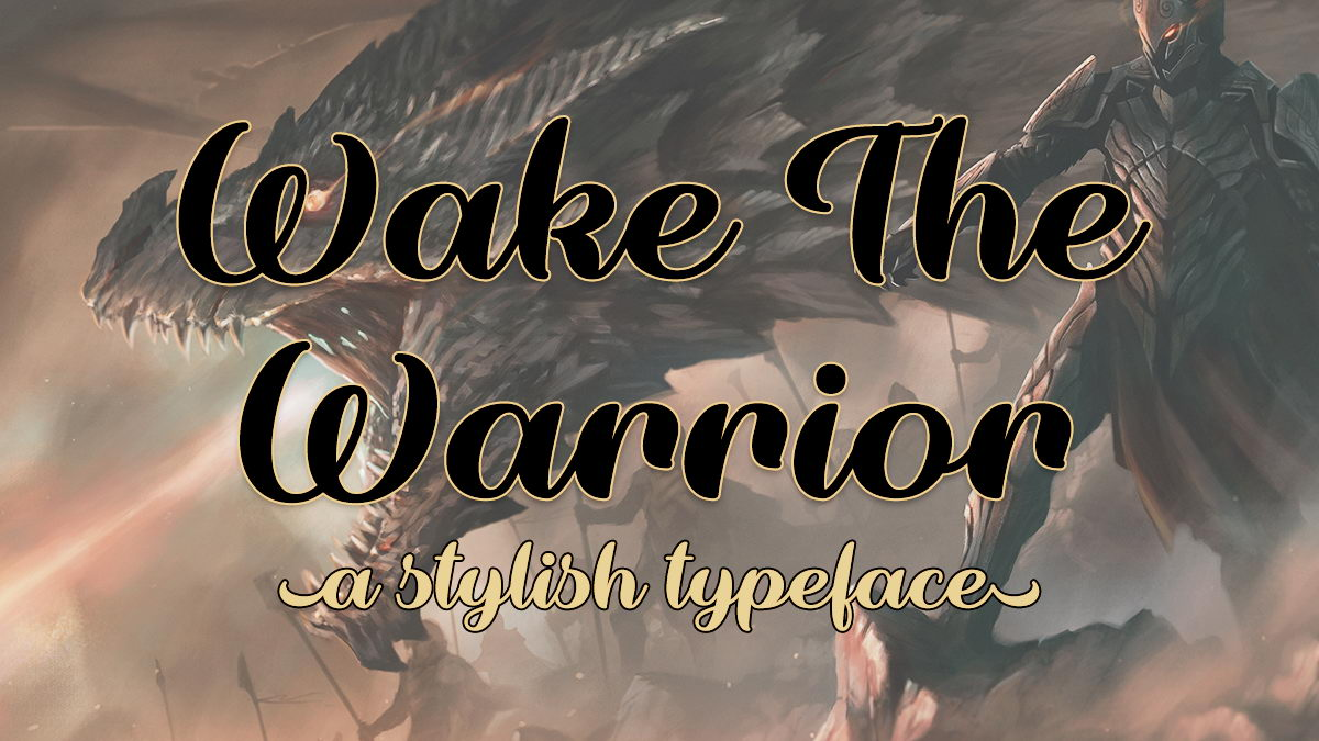 wake the warrior download
