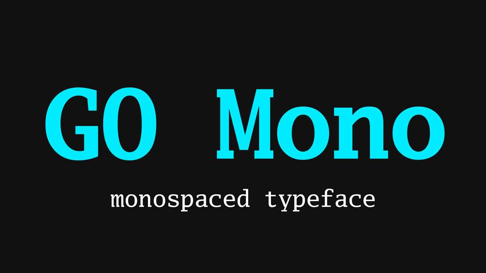 go_mono