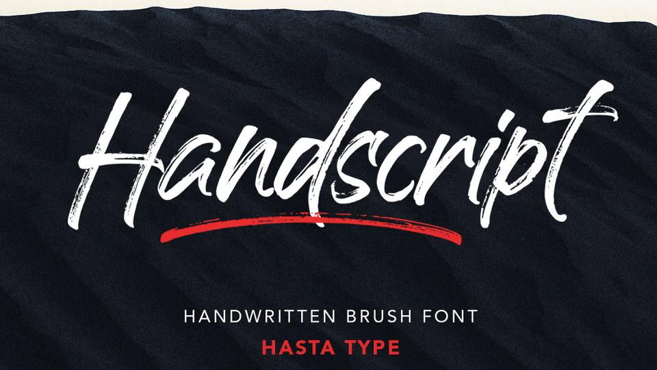 handscript
