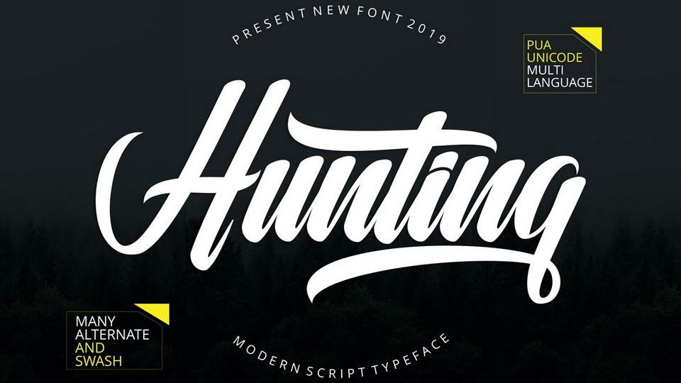 hunting_script