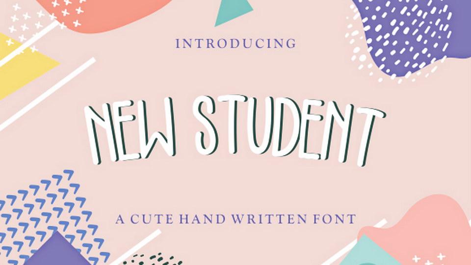 new_student
