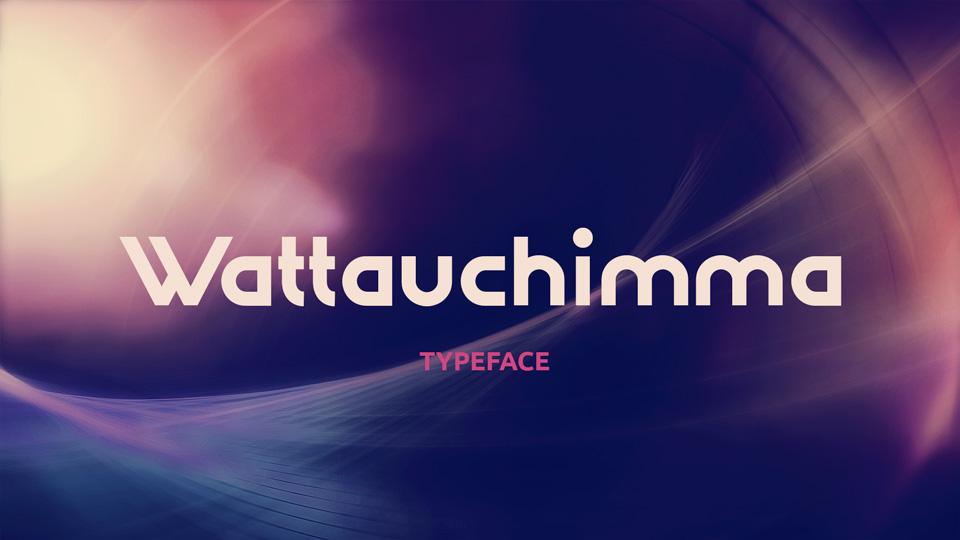 wattauchimma font
