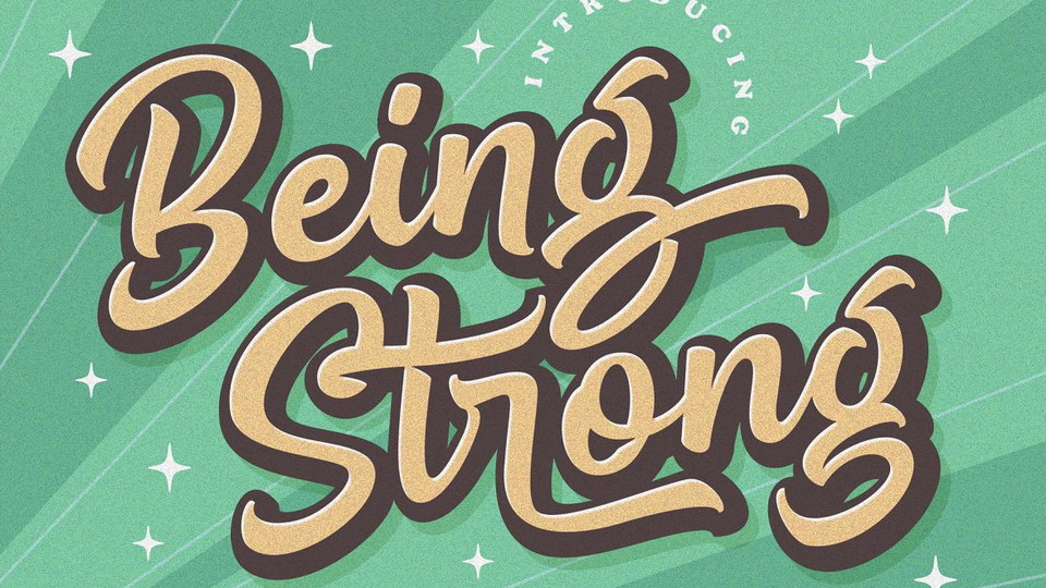 being_strong