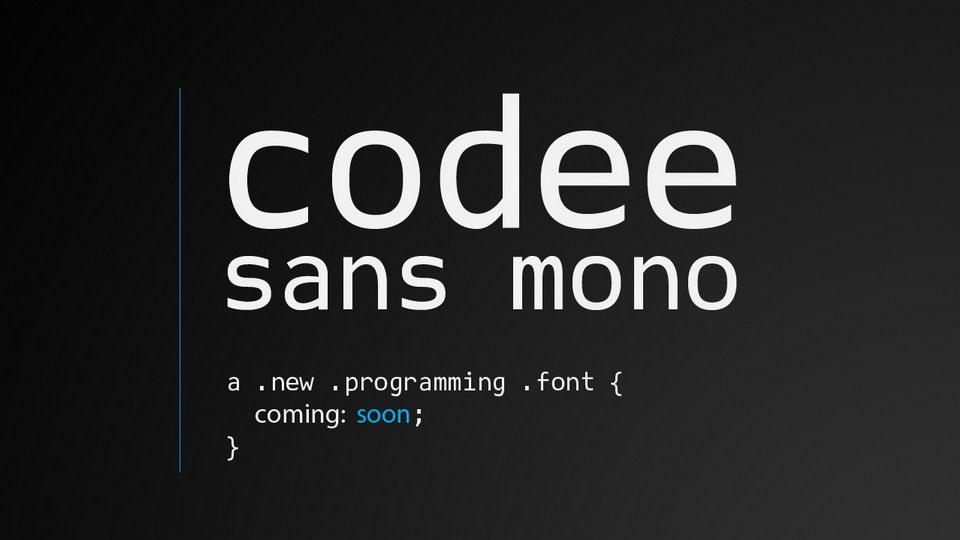 codee_sans_mono