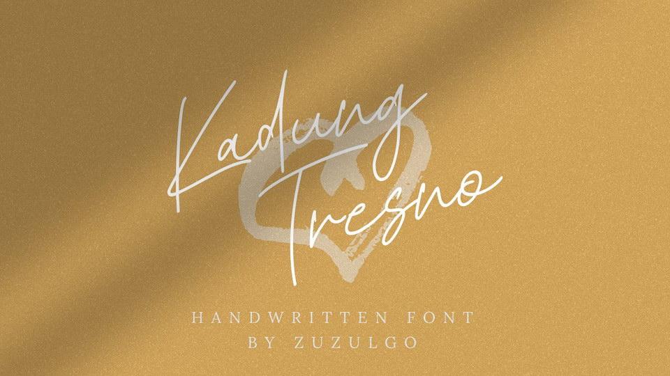 kadung_tresno