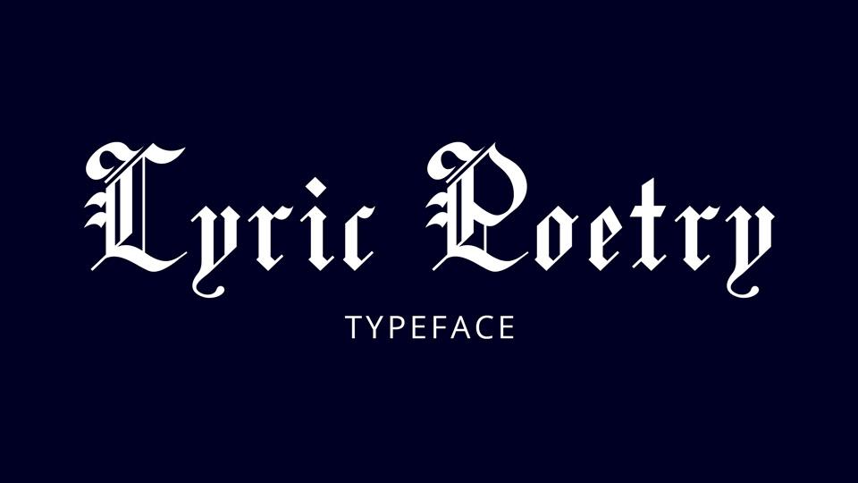 lyric_poetry