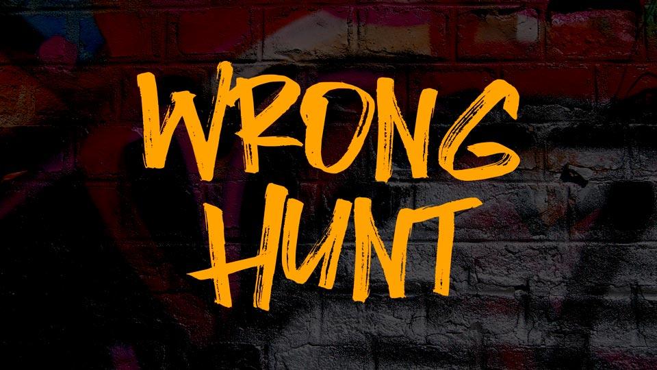 wrong_hunt