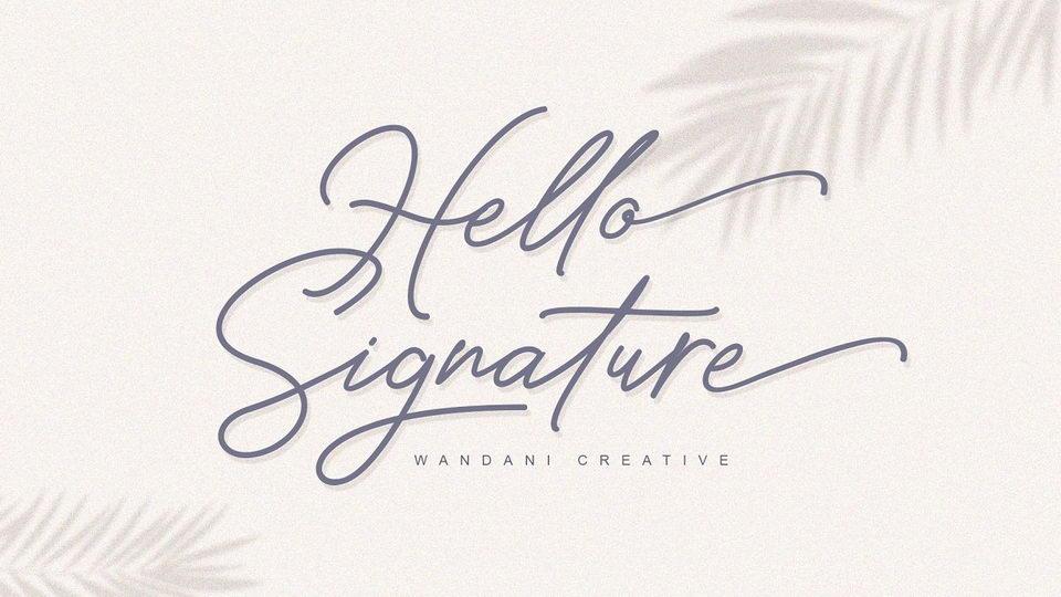 hello_signature