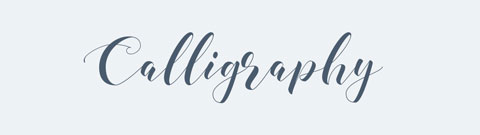 calligraphy_fonts