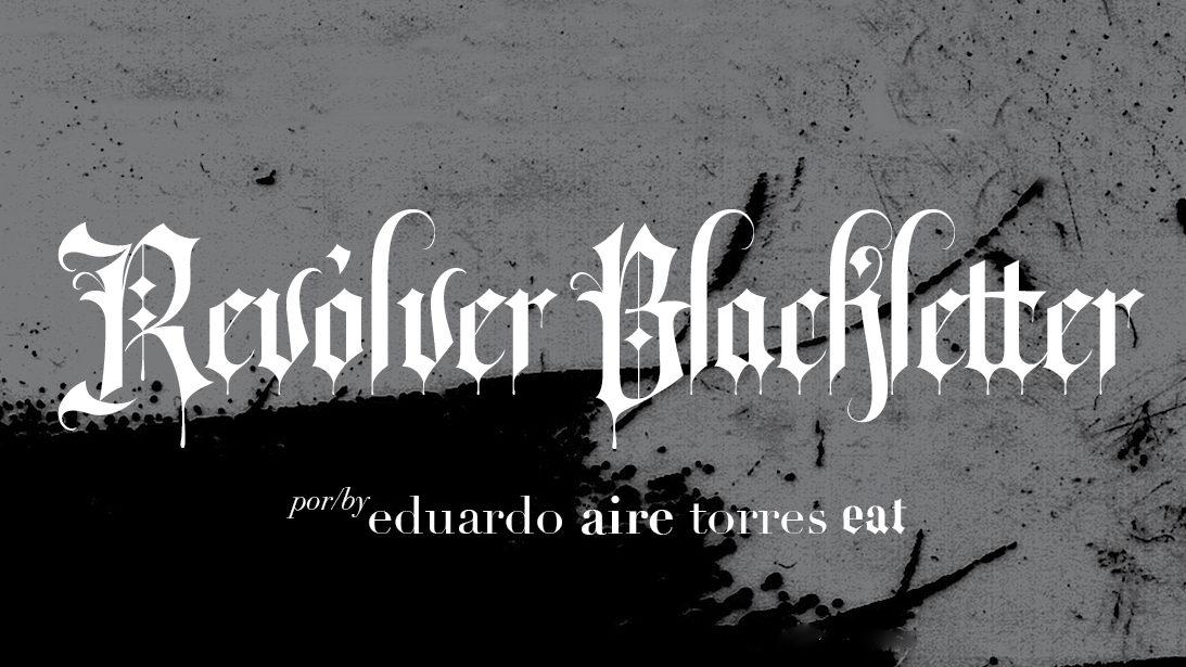 revolver_blackletter