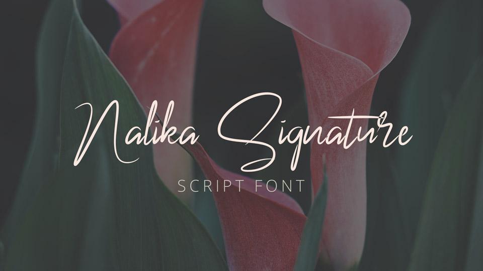 nalika_signature