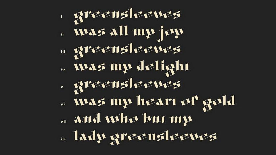 digiskel font