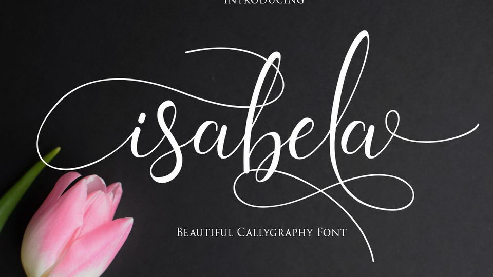 isabela font
