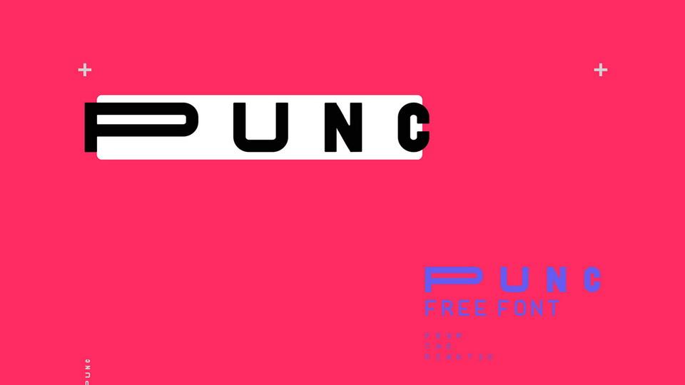 punc typeface