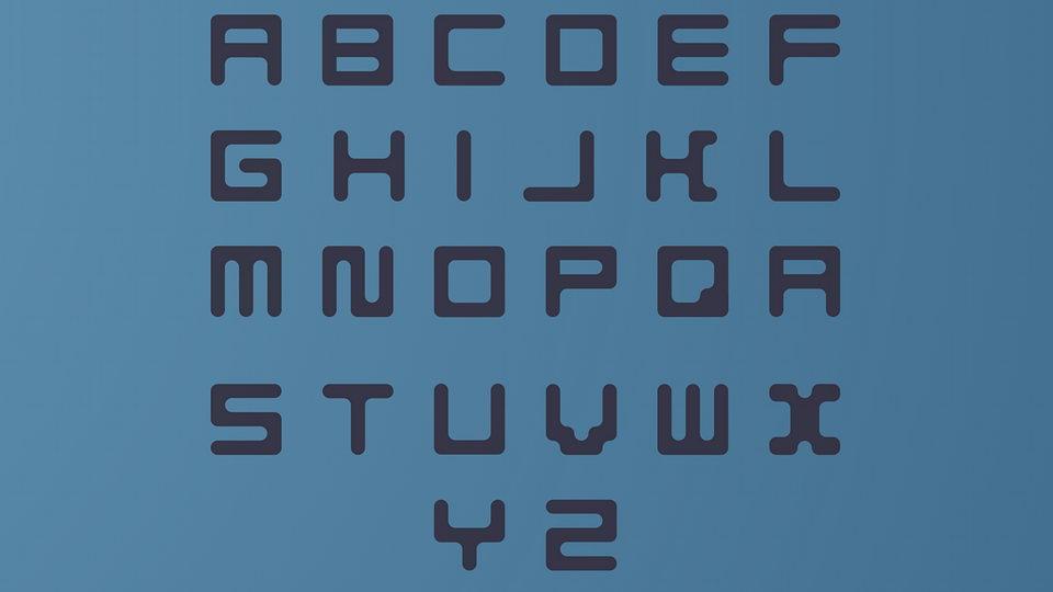 qubo typeface