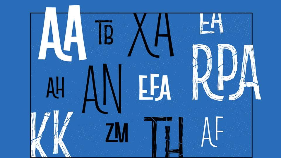 truculenta font family