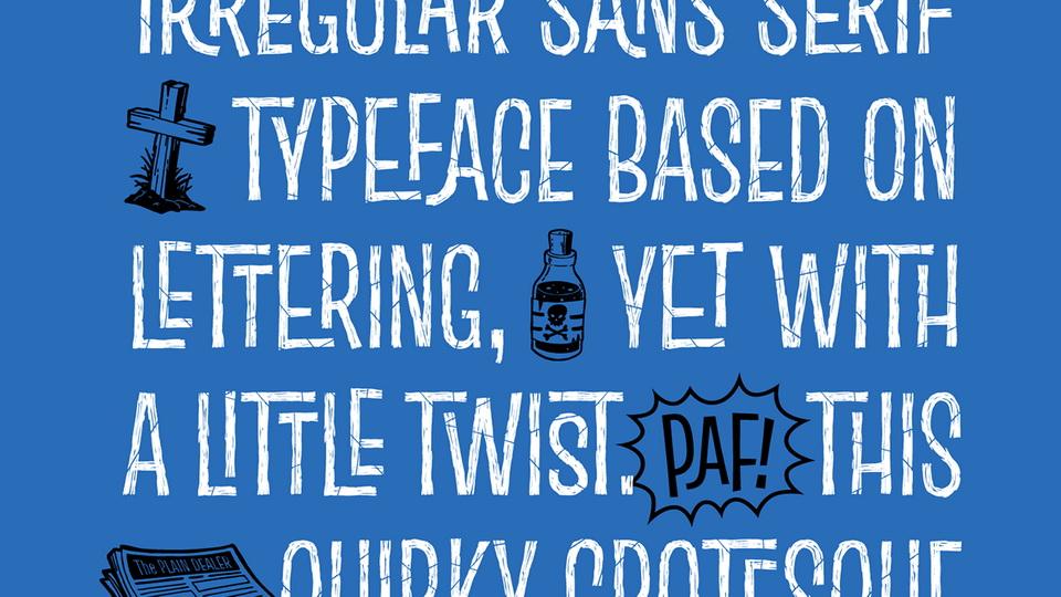 truculenta font