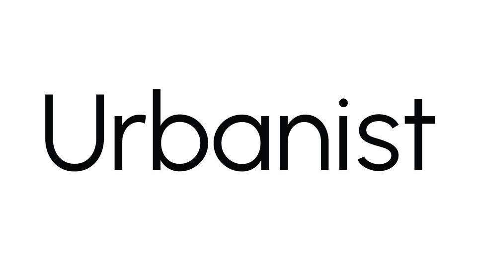 urbanist font