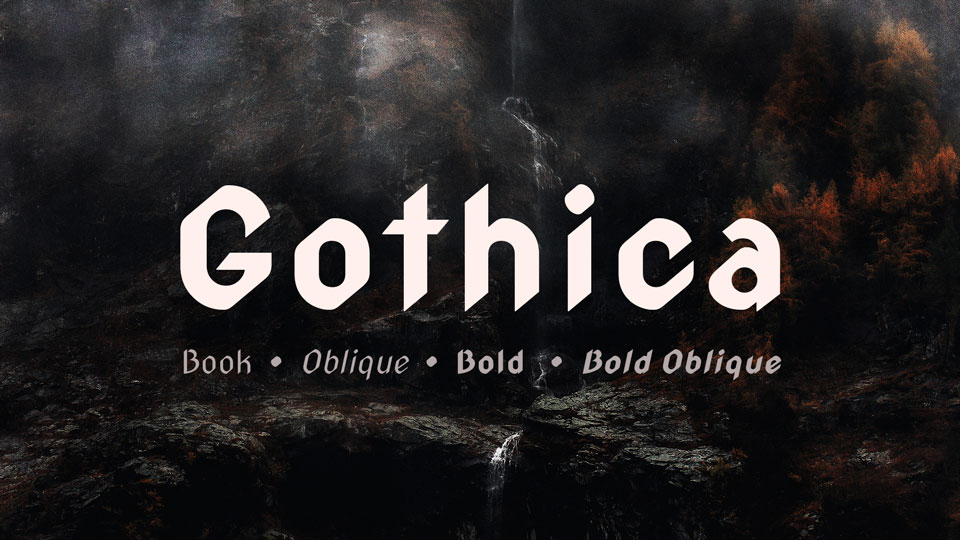 gothica font