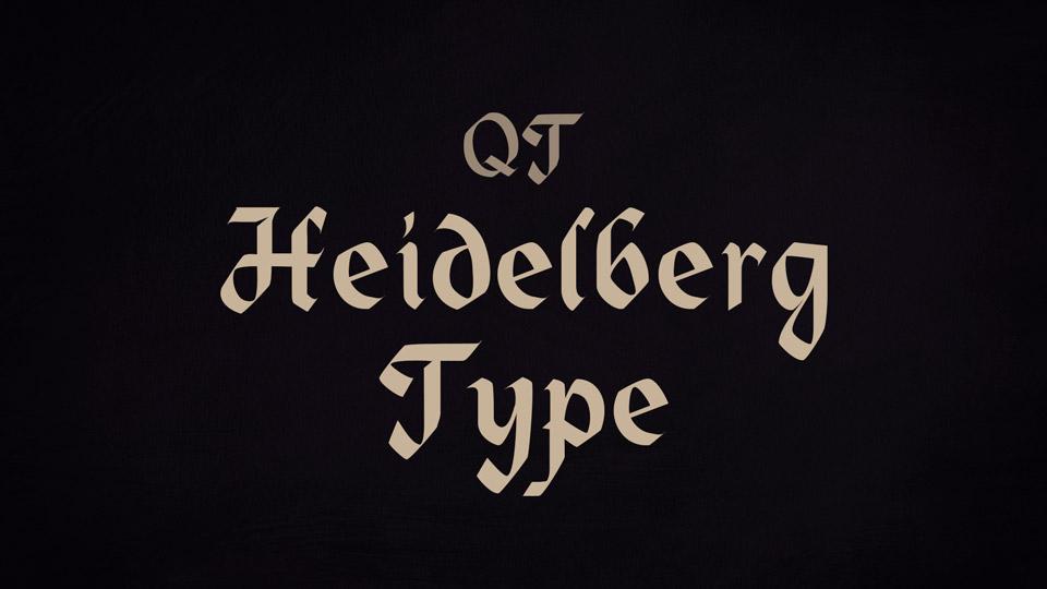 heidelbergtype
