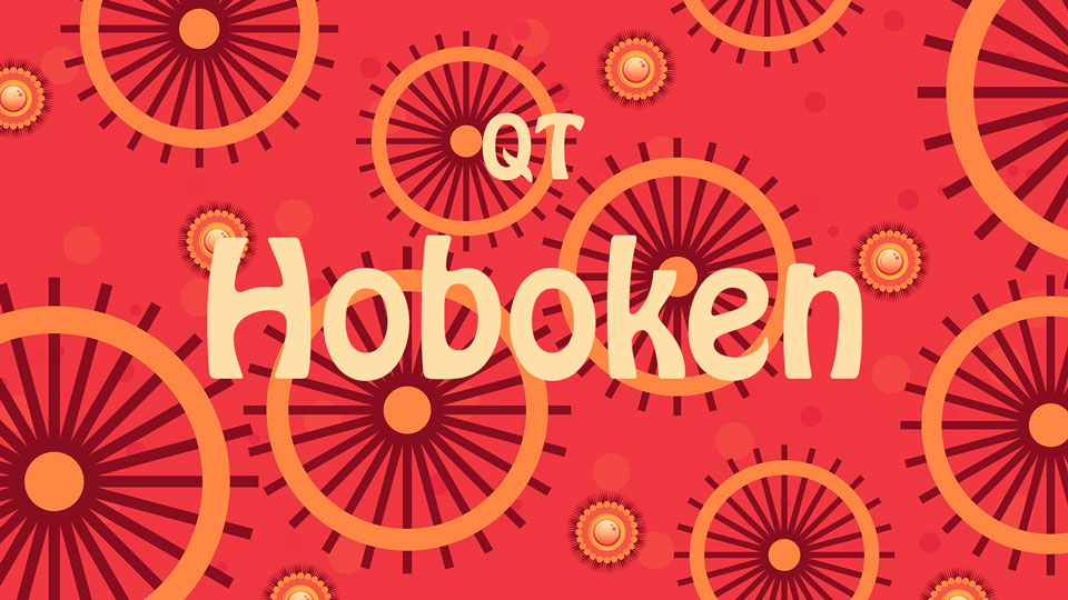 hoboken font
