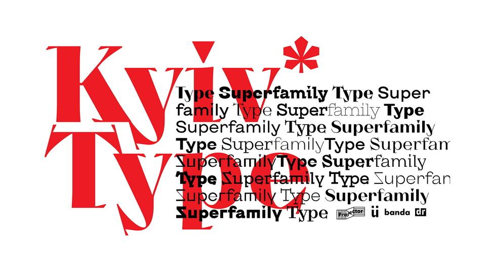 kyiv type typeface