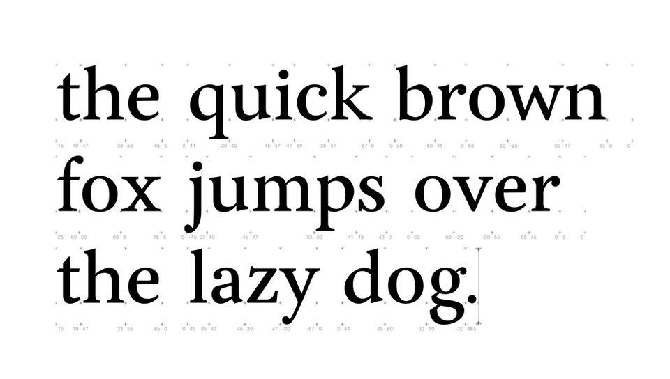 lemou serif typeface