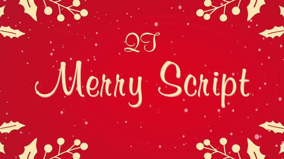 merry script