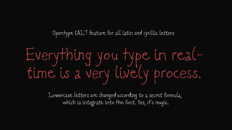 romochka typeface