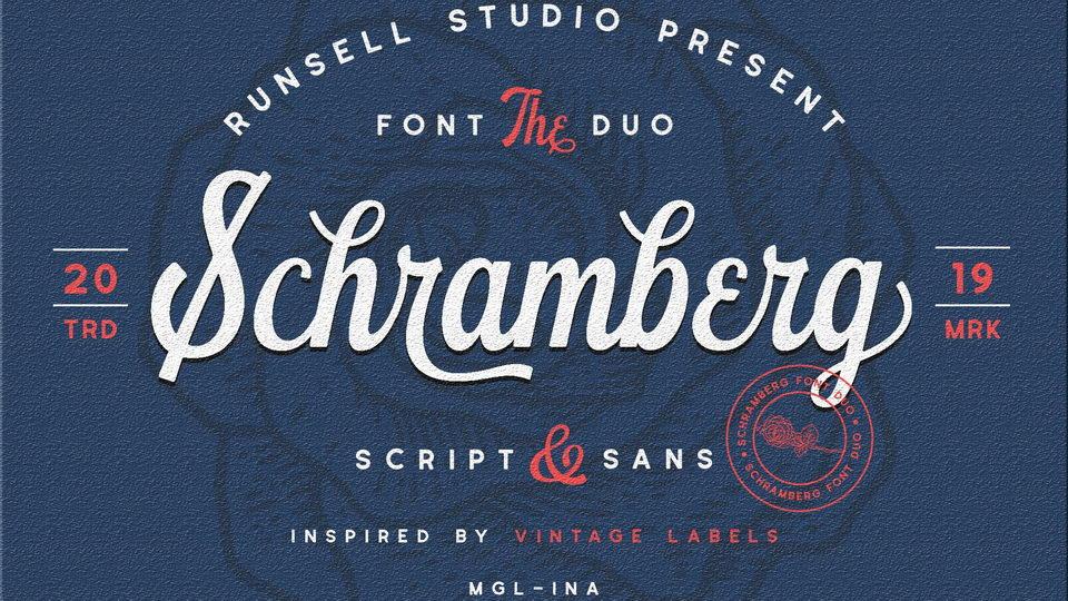 shramberg font