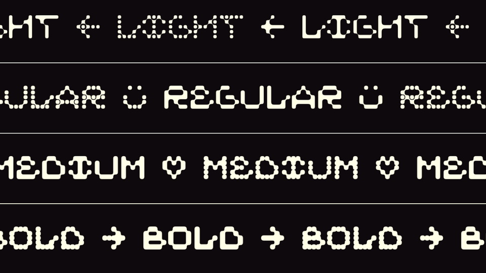 ark typeface