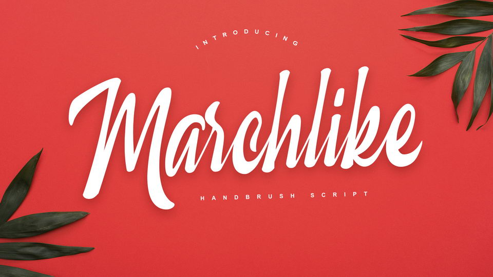 marchlike script