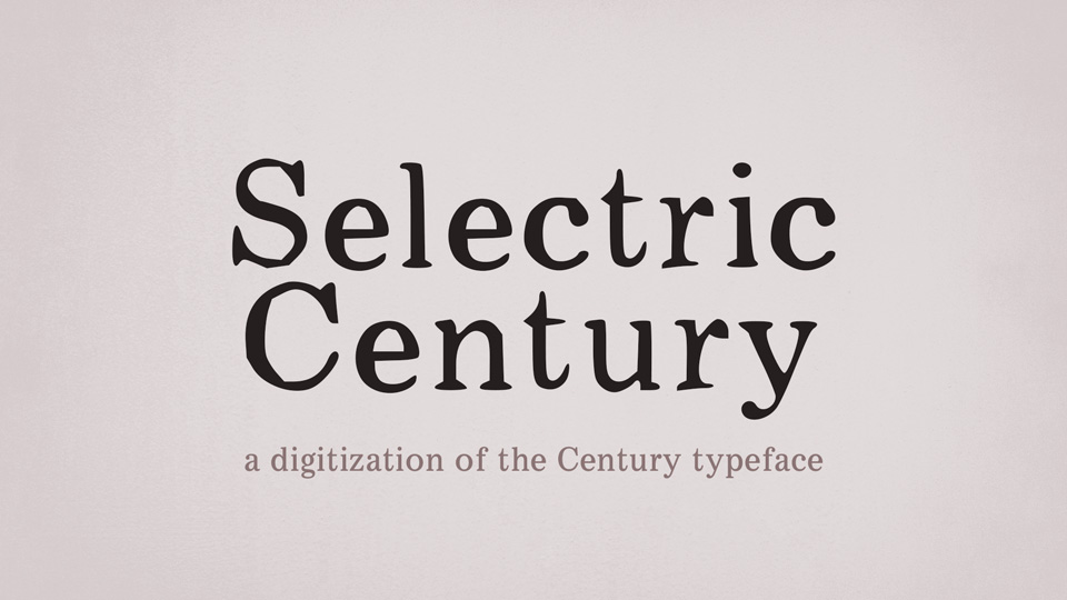 selectric_century