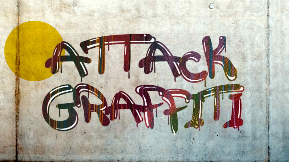 a_attack_graffiti