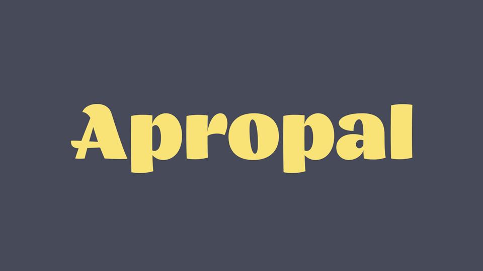 apropal-3